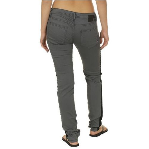 Produkt z kategorii- spodnie męskie - jeansy DC Skinny Grey - KRP0/Dark Shadow