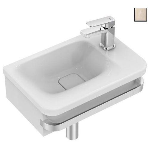Ideal standard  tonic ii obudowa umywalki 45 cm, jasnobrązowe drewno r4314ff - odbiór osobisty: warszawa, kr
