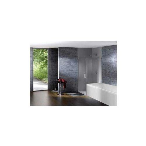HUPPE STUDIO PARIS ELEGANCE bezramowa Drzwi skrzydłowe z krótką ścianką boczną na wannie kąpielowej PR0