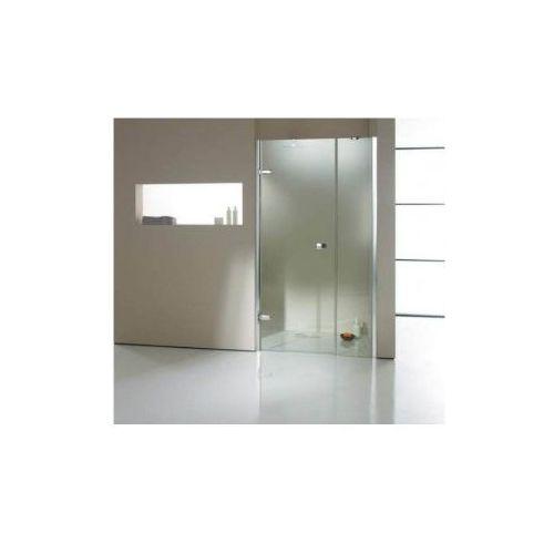 HUPPE ENJOY ELEGANCE Drzwi skrzydłowe z częścią boczną do wnęki 3T3101 (drzwi prysznicowe)
