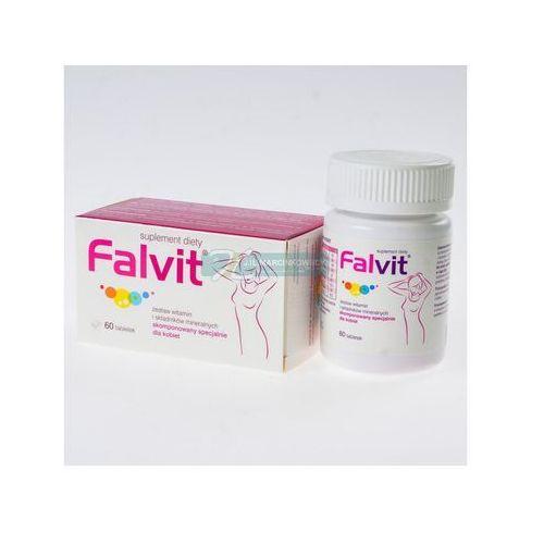 Falvit tabl.drazowe x 60, postać leku: tabletki
