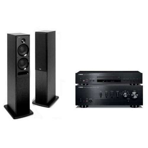 Artykuł YAMAHA A-S300 + CD-S300 + KEF C5 z kategorii zestawy hi-fi