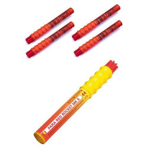 Produkt Rakieta spadochronowa czerwona - parachute rocket-red SOLAS / WHEELMARK