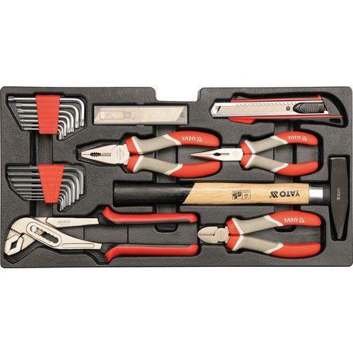 Towar Skrzynka z narzędziami kpl.80 szt. YT-38951 z kategorii skrzynki i walizki narzędziowe