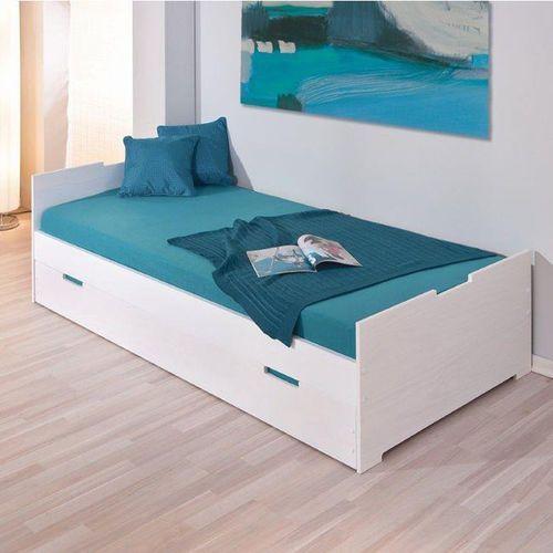 MARTIN podwójne łóżko młodzieżowe 90x200 ze sklepu Meble Pumo