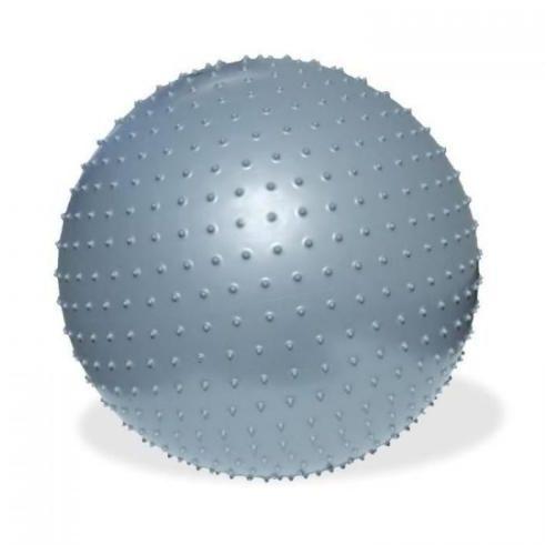 Produkt Piłka Fitness  do masażu 75 cm z pompką + gwarancja zadowolenia, marki Meteor