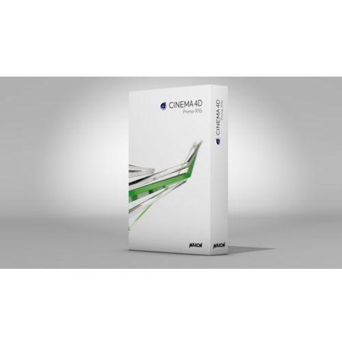 Cinema 4D Prime R16, towar z kategorii: Programy graficzne i CAD
