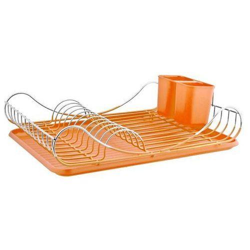 Suszarka do naczyń, pomarańczowa - produkt z kategorii- suszarki do naczyń