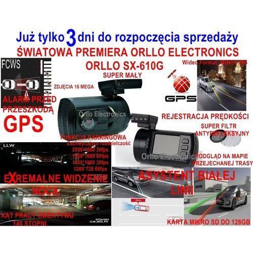 SX-610G rejestrator producenta Orllo