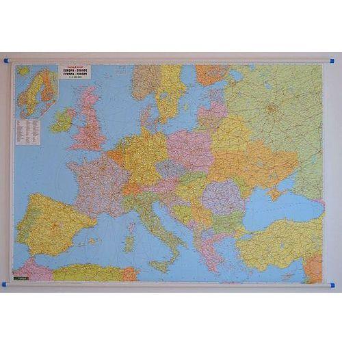 Europa. Mapa ścienna administracyjno-drogowa 1:2,6 mln wyd. , produkt marki Freytag&Berndt