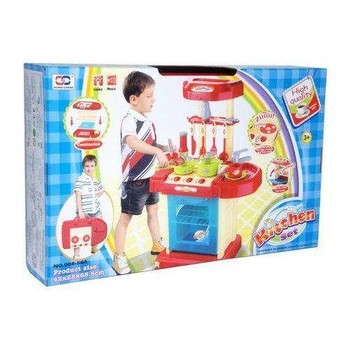 Zabawka SWEDE na baterie w walizce oferta ze sklepu ELECTRO.pl