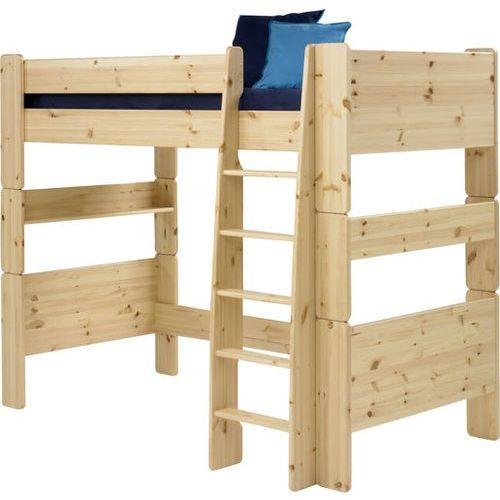 Łóżko piętrowe pojedyncze Steens for kids - sosna lakierowana ze sklepu Meble Pumo
