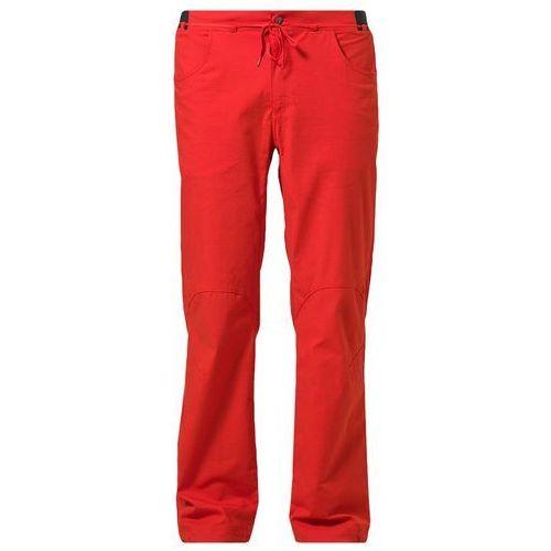 Produkt z kategorii- spodnie męskie - adidas Performance FELSBLOCK Spodnie materiałowe pomarańczowy