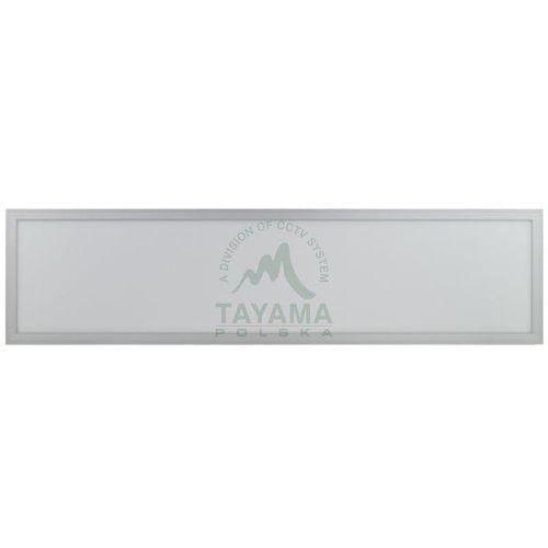 Tayama Panel Led sufitowy 45W 4000K srebrna obudowa L-030052 z kategorii oświetlenie