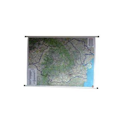 Rumunia mapa ścienna samochodowa 1:700 000  & Berndt, produkt marki Freytag