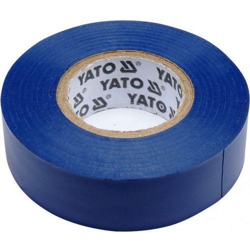 Taśma elektroizolacyjna 19mmx20mx0,13mm, niebieska / SZYBKA WYSYŁKA / BEZPŁATNY ODBIÓR: WROCŁAW, kup u jednego z partnerów