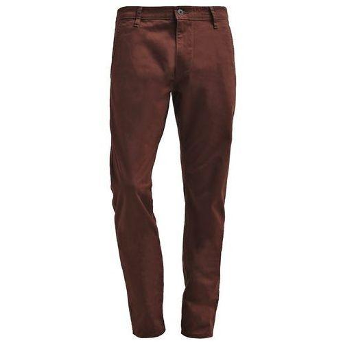 DOCKERS Chinosy teak - produkt z kategorii- spodnie męskie