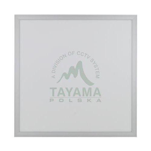 Tayama Panel Led sufitowy 40W 4000K srebrna obudowa L-030050 z kategorii oświetlenie