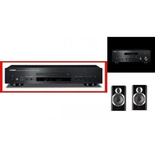 YAMAHA R-S700 + CD-S300 + WHARFEDALE 10.2 - Tanie Raty za 1%
