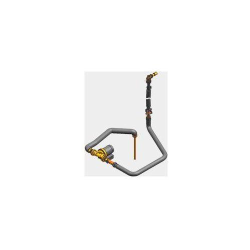 Oferta pakiet przyłączeniowy z pompą cyrkulacyjną cwu dla kotła Vitodens 222-F z kat.: ogrzewanie