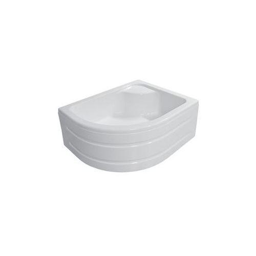 New trendy Brodzik prysznicowy  - maxima z siedziskiem 100x80x40,5 p