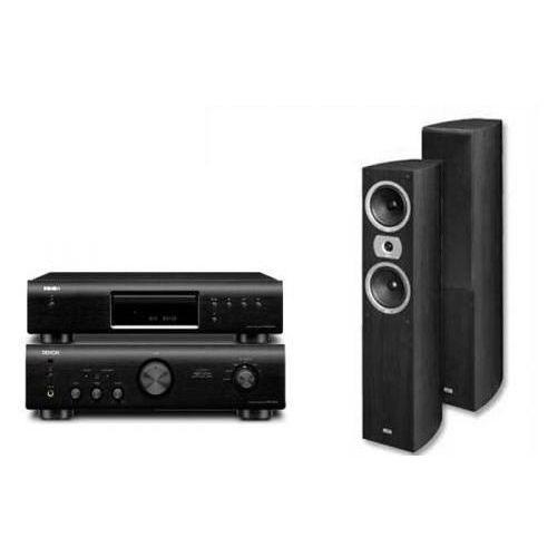 Artykuł DENON PMA-520 + DCD-520 + HECO VICTA II 501 z kategorii zestawy hi-fi
