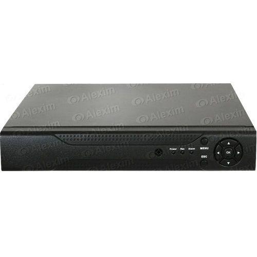 Rejestrator standardowy, NVR-IP, hybrydowy AXR SDVR63BL08-Y