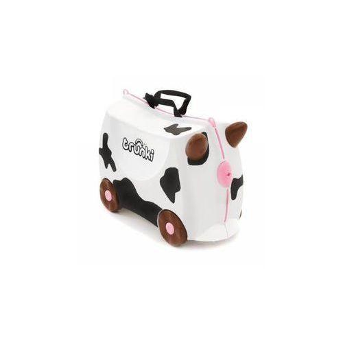 Trunki - Jeżdżąca walizeczka, krowa Frieda - produkt dostępny w MERLIN