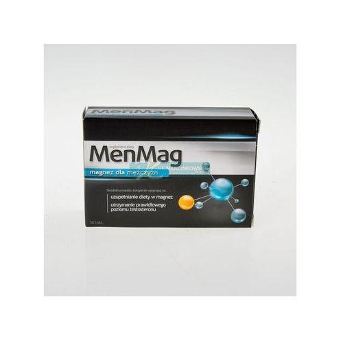 MenMag 30 tabl., postać leku: tabletki
