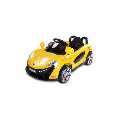 Caretero Toyz Samochód na akumulator Aero żółty ze sklepu sklep-dzieciecy-maksiu