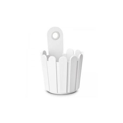 Produkt Donica -  - Landhaus 15 cm - biała, marki Emsa