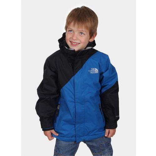 Snow Alert Triclimate Jacket Boys - snorkel blue, The North Face z 8a.pl Górski Sklep Internetowy