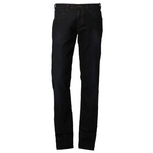 Produkt z kategorii- spodnie męskie - Wrangler GREENSBORO Jeansy Straight leg niebieski