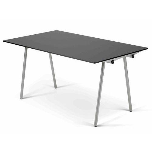 Stół Skagerak Ocean compact black 85x142x73 cm (stół ogrodowy)
