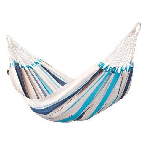 Hamak pojedynczy La Siesta Caribena aqua blue, produkt marki Produkty marki La Siesta