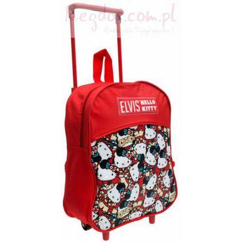 HELLO KITTY Walizka/Plecak na kółkach dla dzieci - produkt dostępny w REGDOS