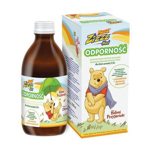 Plusssz Zizzz Med Odporność syrop - 230 ml, postać leku: syrop