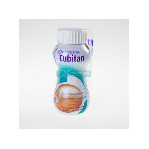 Cubitan (smak czekoladowy) 200 ml, postać leku: płyn