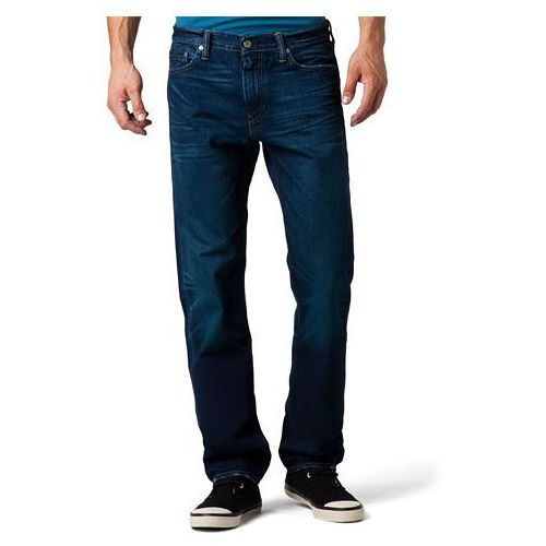 Produkt z kategorii- spodnie męskie - Levi's® 29990 504 New Regular Straight Fit Blue Moon