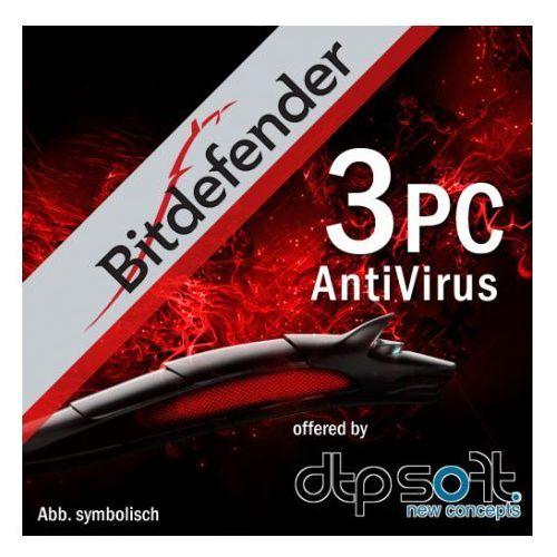 BitDefender Antivirus Plus 2016 ENG 3 PC - oferta (75d0692705452612)