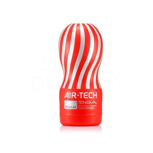 Tenga Air Tech Reusable Vacuum Cup Regular masturbator oralny wielokrotnego użytku - oferta [25a36e2f5555b45a