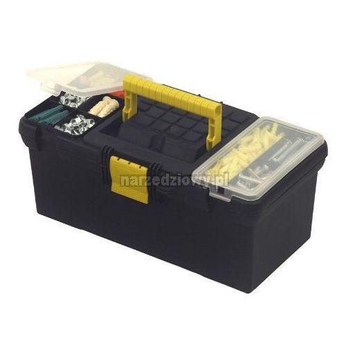 Towar z kategorii: skrzynki i walizki narzędziowe - STANLEY Skrzynka Narzędziowa CLASSIC 16`` 10 urodziny Na