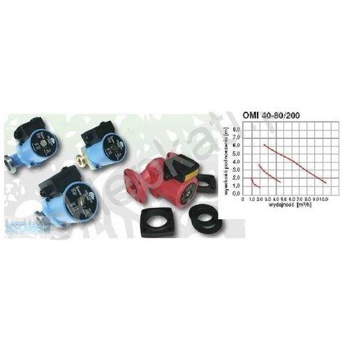 Towar OMNIGENA pompa obiegowa OMI 40-80 z kategorii pompy cyrkulacyjne
