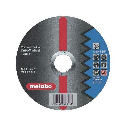 Tarcza tnąca Flexiamant super A 46-T 125x1,6x22,2mm do stali Metabo ze sklepu NEXTERIO