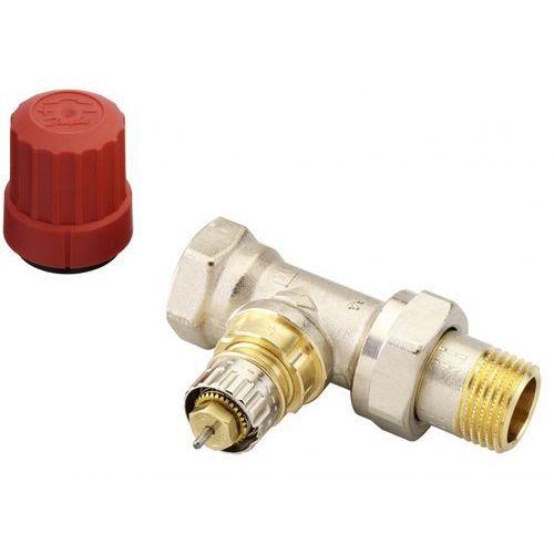 Zawór termostatyczny grzejnikowy kątowy 1/2 RA-N