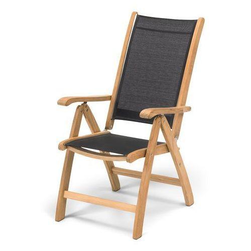 Krzesło składane Skagerak Columbus black ze sklepu All4home