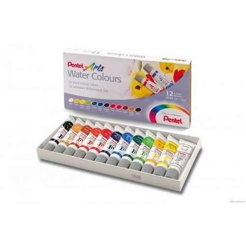 Oferta Farba akwarelowa PENTEL WFRS-12 12 kolorów [656a662df585e3e9]