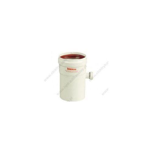 Oferta Immergas króciec Ø60/100 z odprowadzeniem kondensatu 3.016173 z kat.: ogrzewanie