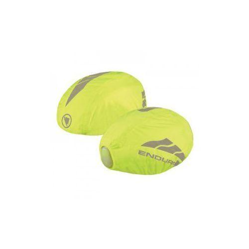 Produkt z kategorii- ozdoby i akcesoria do kasków - Pokrowiec na kask Luminite z lampką żółty r.S-M