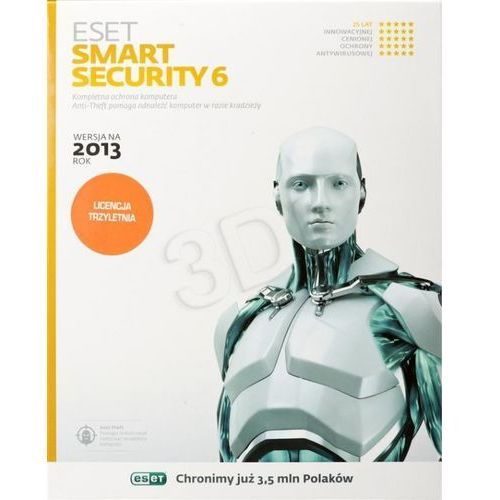 Oferta ESET SMART SECURITY BOX - 1 STAN/36M [c55c4174377572db]